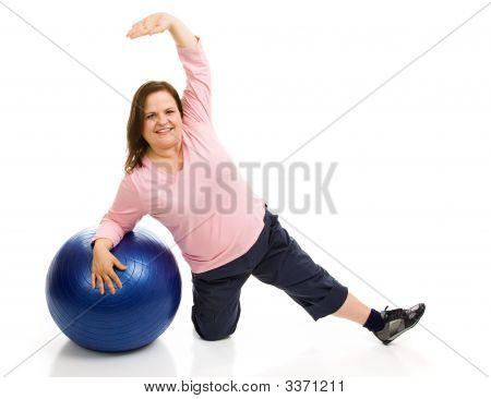 Plus Sized Pilates