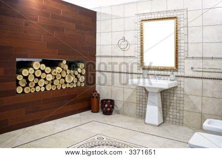 Italienische Badezimmer 2