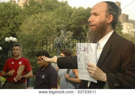orthodox jewish man