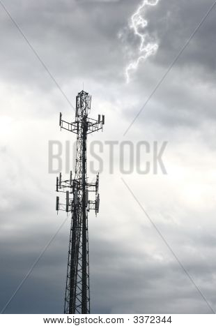 Comunication Tower