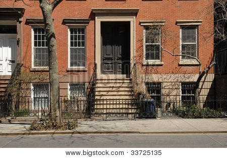 NYC Brownstones