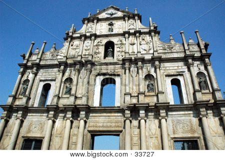 St Paul Church, Macau
