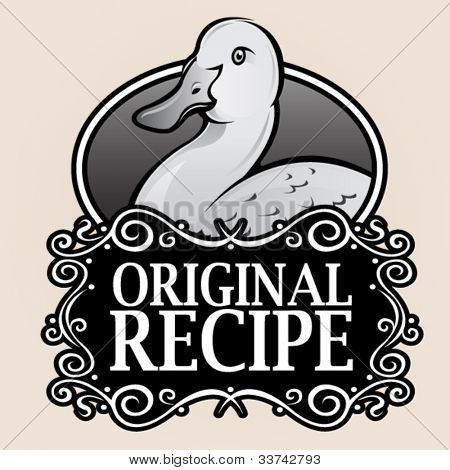 Original Recipe Duck Royal Seal