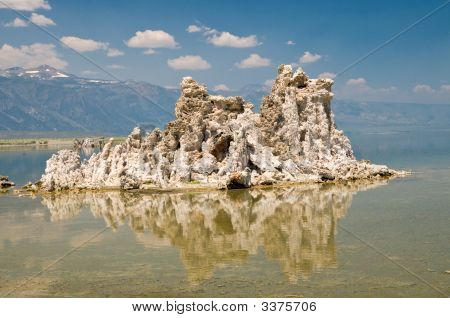 Tufa Rock Formation