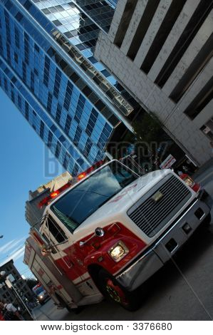 Emergency Response Truck