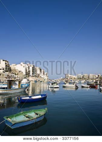 St Julians Bay Or Balluta