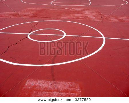 Urban Basketball Court