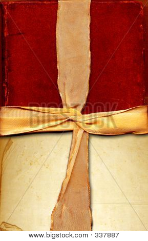 Book And Ribbon