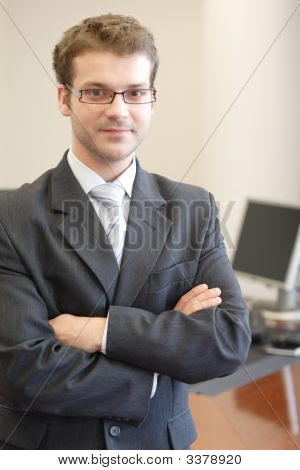Young Professional Portrait