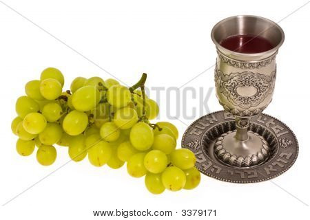 Cup And Grape