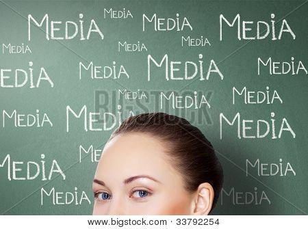 Moden social media