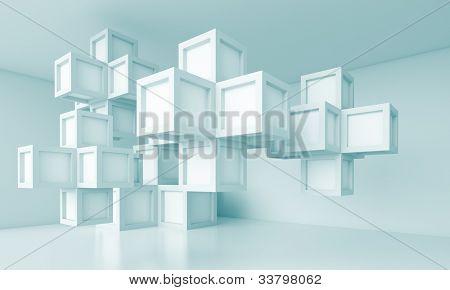 3D diseño de interiores