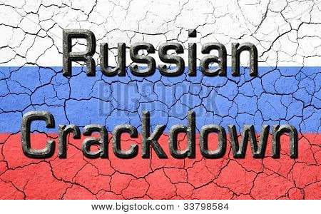 Russian Crackdown
