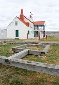 picture of cree  - Fort Union Trading Post National Historic Site - JPG