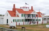 stock photo of cree  - Fort Union Trading Post National Historic Site - JPG