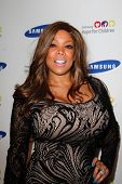 NEW YORK-JUNE 4: TV personality Wendy Williams attends Samsung's Annual Hope for Children gala at th