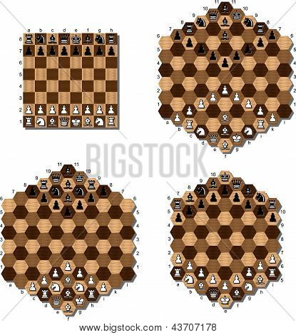 Various Chess Table