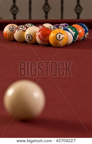 Billiard (pool) Balls