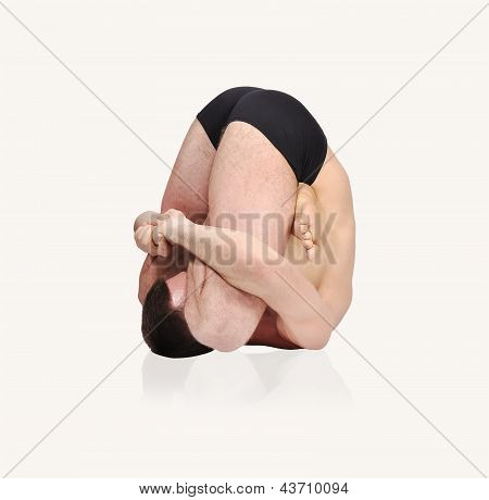 Yoga In Position