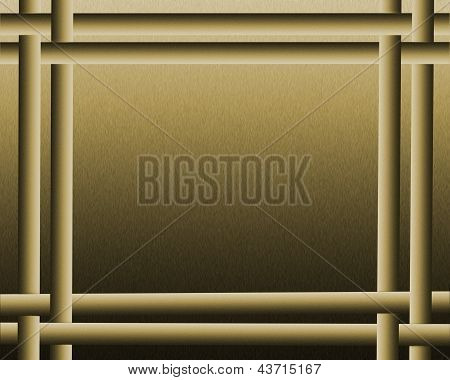 Awesome Abstract Old Yellow Background