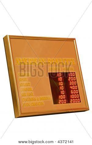 Indicator Board