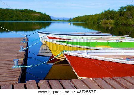 lake in asbyrgi area