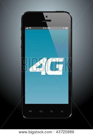 Teléfono celular 4G