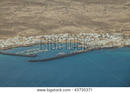 La Graciosa Harbor
