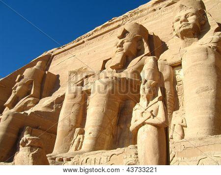 Egypt Abu Simbel Temples