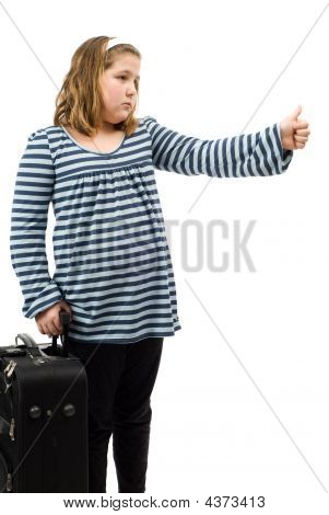 Child Hitchhiking