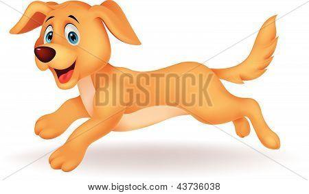 Imagenes de perros animados con movimiento - Imagui
