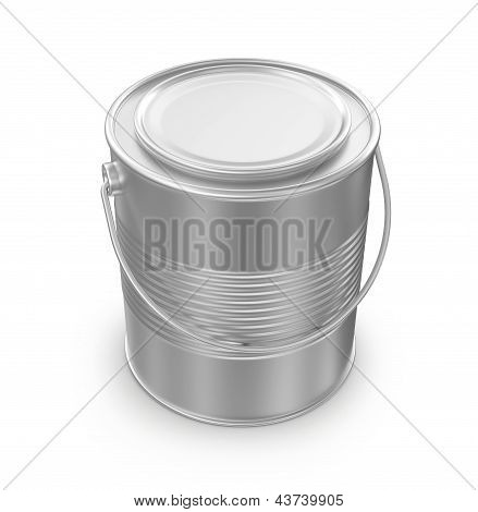 closed paint can