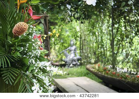 Filipinas de Tropical Spa jardim escondido
