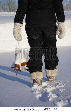 Going Skating