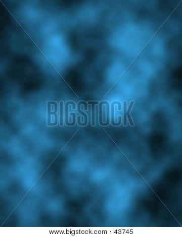 Blue Portrait Background