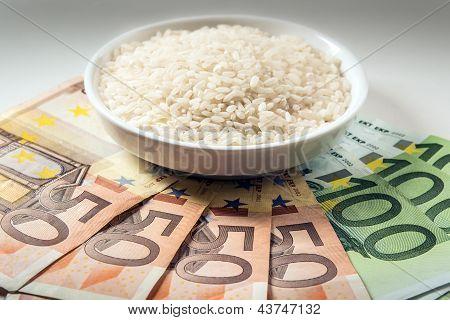 Rice And Money