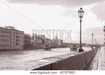Ponte Santa Trinita Bridge, Florence