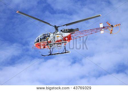 Air-glaciers Helicopter, Switzerland