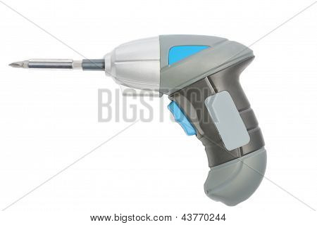 Portarble Electric Accumulator  Screwdriver