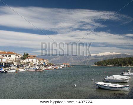 Galaxidi Town Sea-front