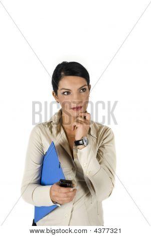 Adviseur vrouw