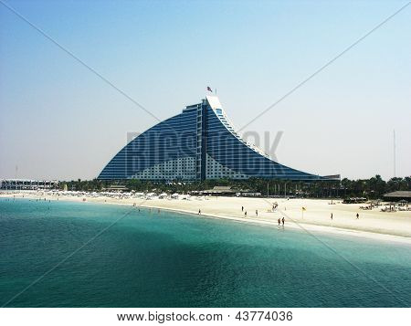 Jumeirah Beach Hotel  in Dubai