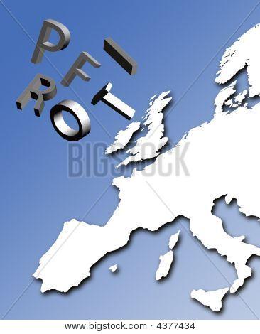 Falling Profits In Europe