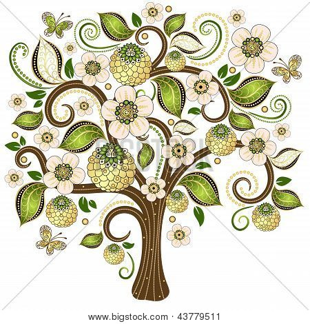 Spring Decorative Tree