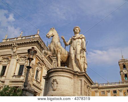 Roma Capitoline Hill
