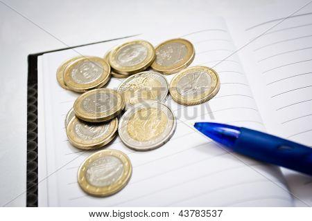 Euros On Paper