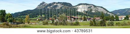The Tannheim Valley in Tyrol, Austria