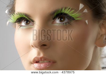Art Eyelashes