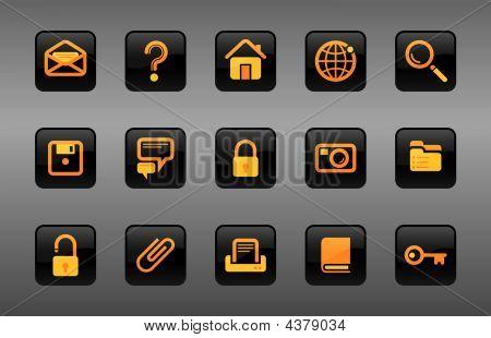 Website & Internet Icons
