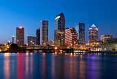 picture of southeast  - Downtown Tampa - JPG